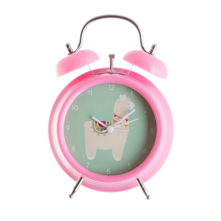 CLOCK002_A_LimaLlama_AlarmClock_Front