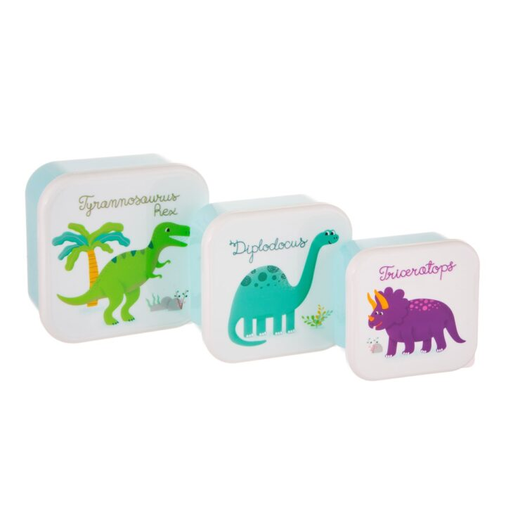 MAXI044_A_Roaring_Dinosaurs_Lunchboxes_Front