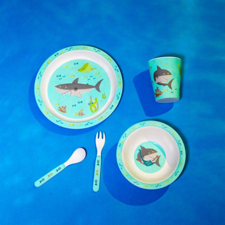 Shark_Bamboo_Tableware_Set-2