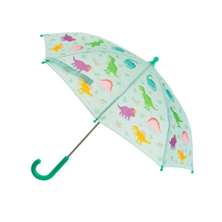 UBA012_A_Roarsom_Dinosaurs_Kids_Umbrella_Open