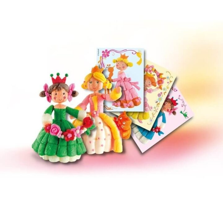 playmais-mosaic-παραμυθένια-πριγκίπισσα-κατασκεύη-από-καλαμπόκι1