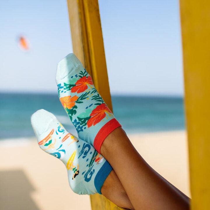 Aloha Vibes Socks