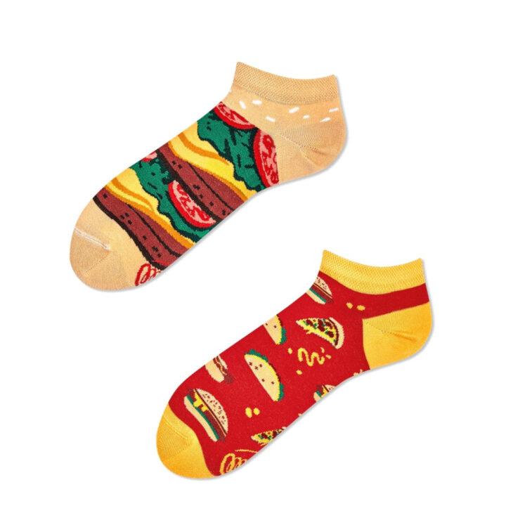 Fast foot low socks