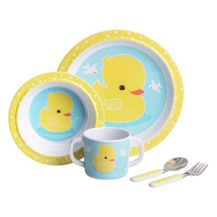 melamine-set-duck