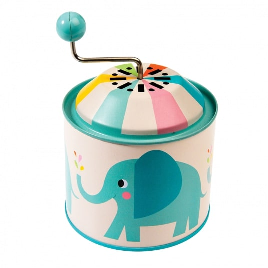 Μουσικό κουτί Ελέφαντας