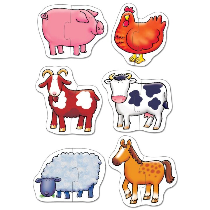 Orchard Toys Farmyard puzzle