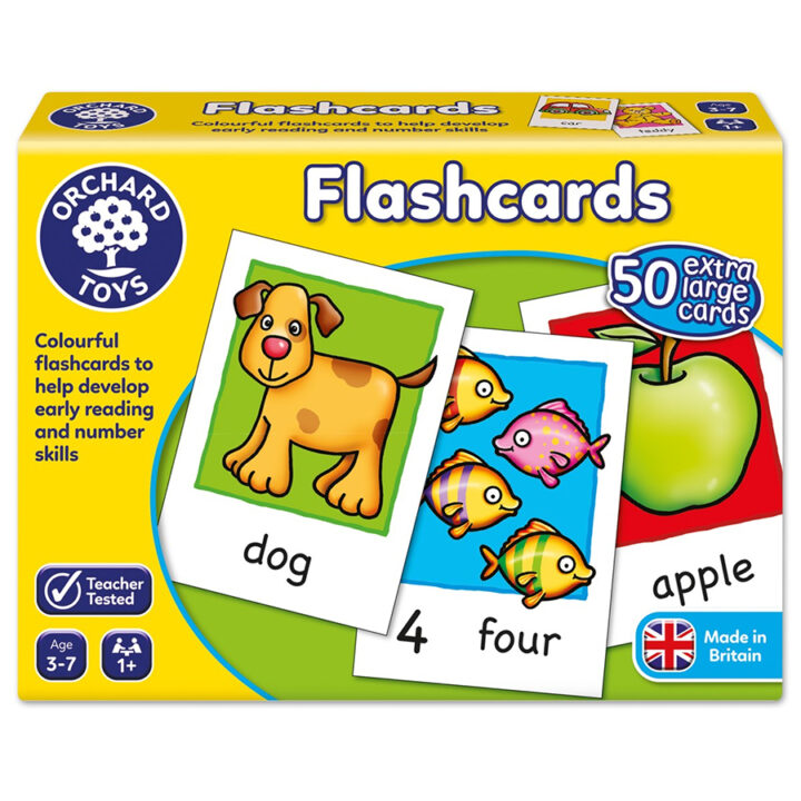 Flashcards Orchard