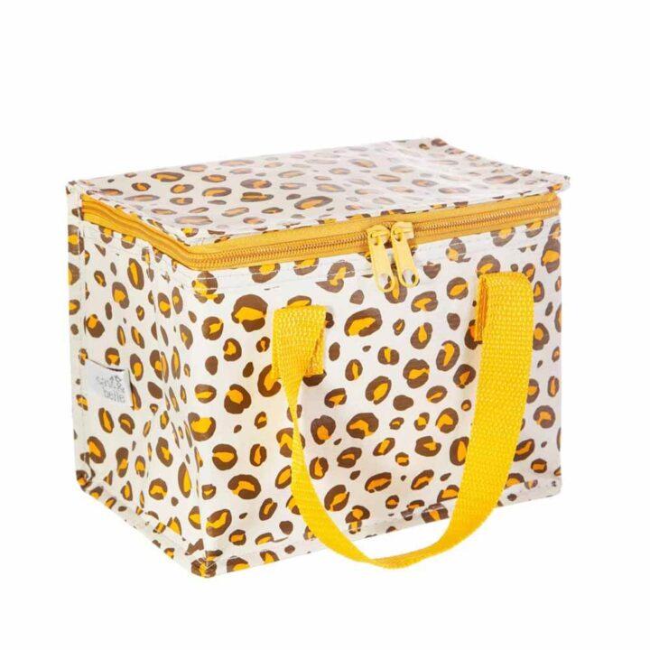 Ισοθερμική τσάντα φαγητού leopard