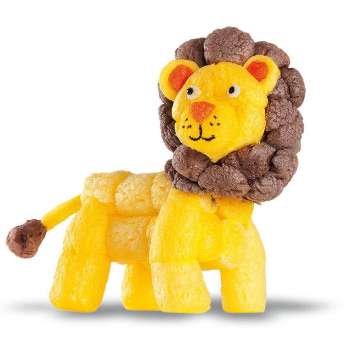 Playmais Κατασκευή Λιοντάρι