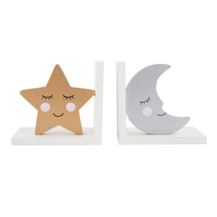Bιβλιοστάτες Αστέρι και Φεγγάρι