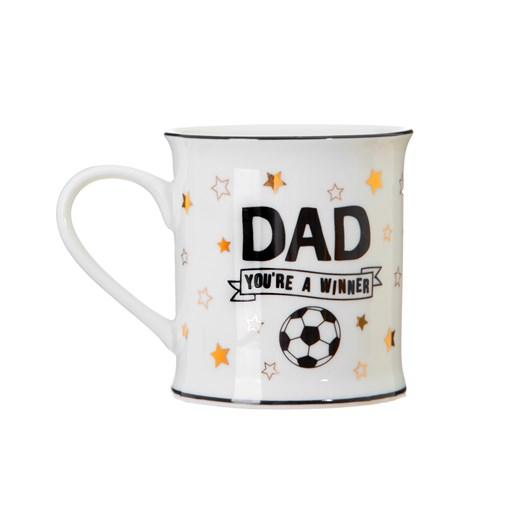 Κούπα Dad you 're a winner