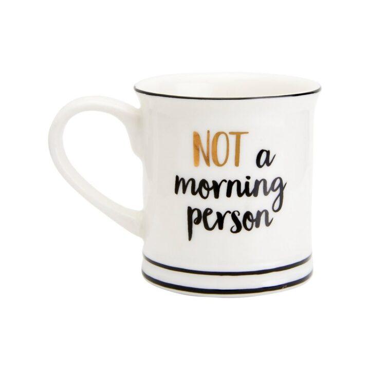 Κούπα espresso Not a morning person