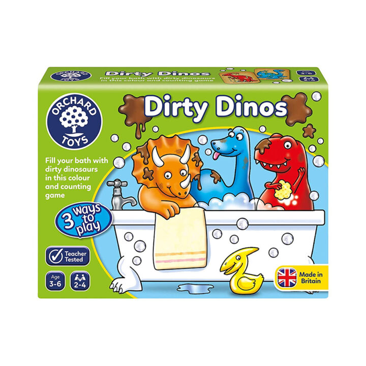 """Orchard Toys """"Dirty Dinos"""""""
