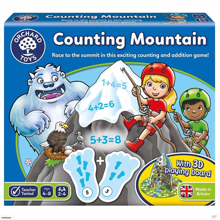 """Orchard Toys """"Counting Mountains"""""""