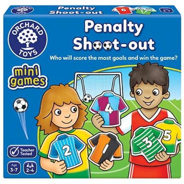 """Orchard Toys Mini Game """"Penalty Shoot-out"""""""