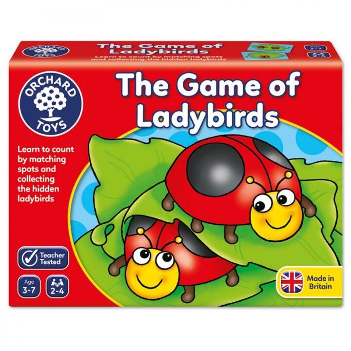 """Orchard Toys """"Ladybird"""""""