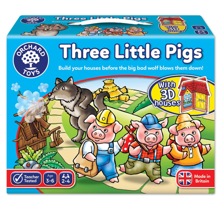 """Orchard Toys """"Three Little Pigs"""""""