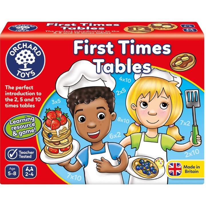 Orchard Toys Η πρώτη μου προπαίδεια (First Times Table)