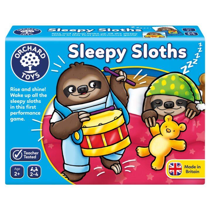 """Orchard Toys """"Sleepy Sloths"""""""